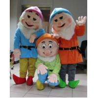 Wholesale full-body adult plush ariel disney character costumes from china suppliers