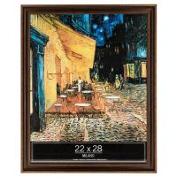 """Wholesale Big Size 28""""x22"""" Large Picture Frames for Posters In Antique Golden Finishing from china suppliers"""