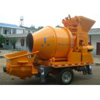 Wholesale 350 L 30CBM Per Hour Truck Mixer Hydraulic Concrete Pump For Engineering Construction from china suppliers