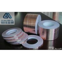 Quality T0.035*W380mmx L50m - Copper Foil Tape with Conductive Adhesive for EMI Shielding for sale