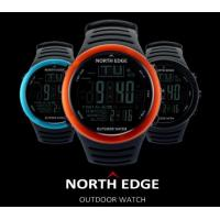 Wholesale NORTH EDGE Outdoor Watch Altitude Atmospheric Count Down Watch for Fishing Mountaineering Hiking 720 from china suppliers