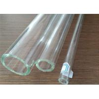 Wholesale High Quality Borosilicate 3.3 Clear  Glass Tubes for Glass Blowing from china suppliers