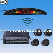 Wholesale Installation Easy Wireless Car Reversing Sensors KW4-E07 from china suppliers