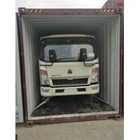 Wholesale SINOTRUK HOWO 5 Tons Light Truck LHD for Logistics ZZ1047C2813C145 from china suppliers