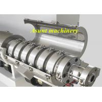 Wholesale Plastic Pipe Making Machine PP Plastic Household Water Supply / Pipe Extruder  Machine from china suppliers