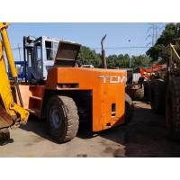 Wholesale 18T USED  forklift  komats TCM TOYOTA ISUZU HYSTER forklift 1t.2t.3t.4t.5t.6t.7t.8t.9t.10t 15T   3000 hours 2012 from china suppliers