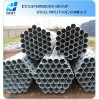 Wholesale Light ,Medium, Heavy , ERW Hot Dip Galvanized Steel Pipes China supplier made in China from china suppliers