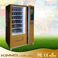 Wholesale Touch Screen Combined Snack And Drink Vending Machine With Removable Cooling System from china suppliers