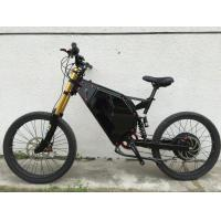 Wholesale Stealth Bomber Electric Bike Frame Steel Carbon For 1000w-5000w Motor from china suppliers