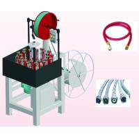 Wholesale 24 Spindles Pipe Production Line , Stainles Steel Hose Braiding Machine from china suppliers