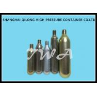 Wholesale Disposable Gas Cylinders Filled With CO2 , Portable Co2 Tank from china suppliers