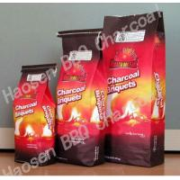 Wholesale Paper bag pillow bbq Coal briquette from china suppliers