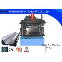 Wholesale 200mm - 950mm Cable Tray Cable Ladder Forming Machine With PLC Control System from china suppliers