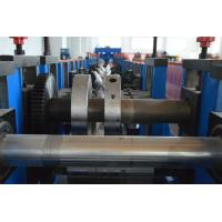 Wholesale Color Galvanized Metal Building Steel CZ Purlin Roll Forming Machine C80- C300 Hydraulic Cutting from china suppliers