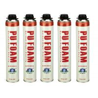 Wholesale Professional B2 Fire Resistant  PU Foam Spray / Polyurethane Foam 750ml from china suppliers