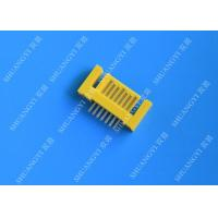 Wholesale Yellow External Serial ATA 7 Pin Connector Male Header Serial ATA SATA Connector from china suppliers