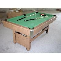 Wholesale Professional Family MDF Billiard Table All Accessories Included CE Approved from china suppliers