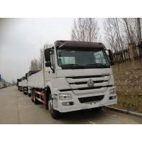 Wholesale Economic Heavy Cargo Trucks 30T Ton with 10 Wheels LHD One Berth from china suppliers