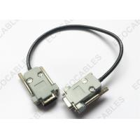 Wholesale 24AWG*4C DB9pin Male To Female Cable Electrical Wire Harness For LEVEL 2 & KBI Projects from china suppliers