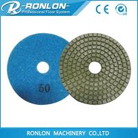 Wholesale concrete polishing resin pads from china suppliers