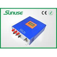 Wholesale 60a 24V / 48V 1 channel intelligent mppt solar charge controller with LCD display from china suppliers