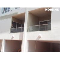 Wholesale DIY Glass Balcony Balustrades - Channel Pipe , Easy to Install from china suppliers