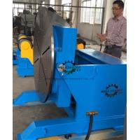 Wholesale 0-135 Dgr Tilting Rotary Welding Positioner Noiseless Operation For Pipe Industry from china suppliers