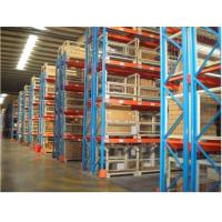 Wholesale Industrial Adjustable Heavy Duty Pallet Racks Double Deep For Distribution Centers from china suppliers