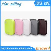 Wholesale 2013 New Colorful Popular 5200mAh Power Bank With High Quality Battery from china suppliers