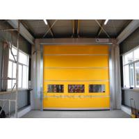 Buy cheap External Galvanized Steel Frame Folding Shutter Doors With Strong Wind - Bar from wholesalers