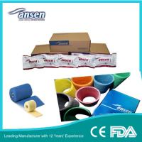 Wholesale OEM available Manufacturer of orthopedic casting tape with CE & FDA certified from china suppliers