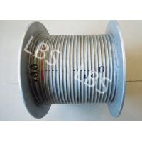 Quality Custom Steel Spooling Device Lebus Grooved Drum For Crane Winch for sale