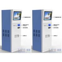 Wholesale Self Service Bill Payment Kiosk , Restaurant Kiosk Support Windows 7 / 8 Or Linux from china suppliers