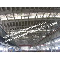 Wholesale ISO / CE Cost-effictive Pre-engineered Building Steel Frame Buildings from china suppliers