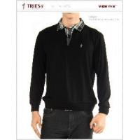 Wholesale Men′s Long Sleeve Polo Shirts (polo-8) from china suppliers