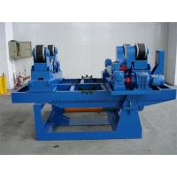 Wholesale Hydraulic Rubber Lined Steel Pipe Rollers For Welding 20 Loading Capaicty  Iso Approved from china suppliers