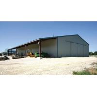 Wholesale Anti-corrosion Metal Building Warehouse With Sandwich Panels from china suppliers