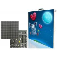 Quality Full Color Slim Stage Background HD LED Display Screen , P4.81 Indoor LED Stage Screen for sale