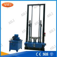 Wholesale Mechanical / Hydraulic drive Acceleration Shock Testing Machine for impact test from china suppliers