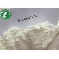 Wholesale Pharmaceutical Nootropic Powder Aniracetam For Enhancing Memory CAS 72432-10-1 from china suppliers
