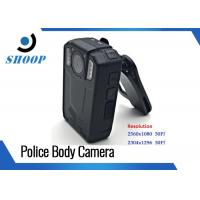 Wholesale 140 Degree Security Guard Wearable Video Camera Police 3500mAh 1296P from china suppliers