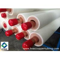 Wholesale 1/4 Inch Rigid Hard Drawn Copper Tubing with Thermal Insulated Material from china suppliers