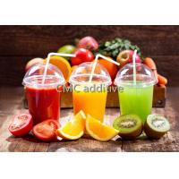 Quality Food Additive Stabilizer  CMC For Vegetable Protein Beverage for sale