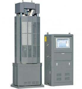 Computer Controlled Servo Hydraulic Universal Testing Machine 100 Ton UTM Equipment