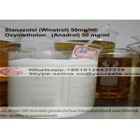 Wholesale Effective Oral Anabolic Steroids Stanozolol Winstrol (Winny) 50mg/ml for Muscle Building from china suppliers