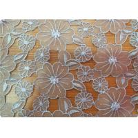 Wholesale Beautiful Upholstery Dress Sofa Polyester Embroidered Fabric from china suppliers