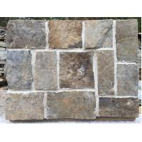 Buy cheap Rusty Sandstone Wall Cladding,Natural Sandstone Wall Tiles,Rust Stacked Stone,Sandstone Retaining Wall Stone from wholesalers