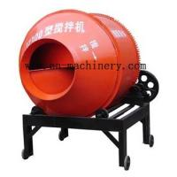 Wholesale Gasoline/diesel engine small sell loading portable electric cement mixer from china suppliers
