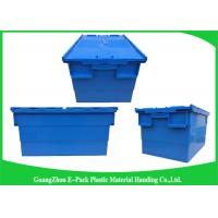 Quality Nested Customized  Plastic Attached Lid Containers Food Grade Environmental Protection for sale