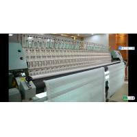 China YBD168 low-pitched computerized embroidery machine for mattresses and fabrics on sale